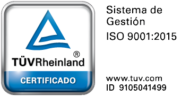 logo-tuv-iso-9001-2015